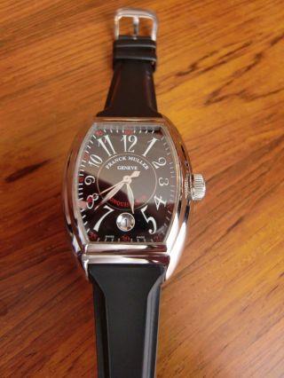 Franck Muller Uhr Modell Conquistador