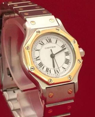 Cartier Damenuhr