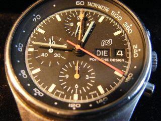 Crono Porsche Design Bild
