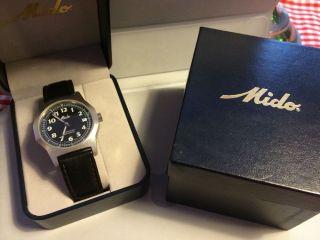 Mido,  Multifort,  Automatic Uhr,  Schweizer Uhrenwerk Bild