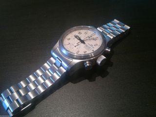 Fortis B 42 Automatik Chronograph Edelstahl Day Date 635.  10.  141 Bild