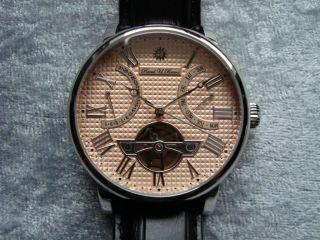 Raoul U Braun Automatic - Herren - Uhr Neuwertig Aus Sammlung Automatik Bild