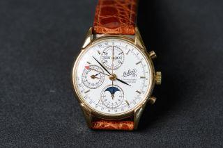 Dubois Mondphase Chronograph Automatik | Limitiert 199 St.  | Tag/datum Cal.  7751 Bild