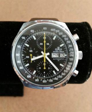 Seltener Meister Anker Chronograph - Valjoux 7750 - Sinn Volle Alternative :) Bild