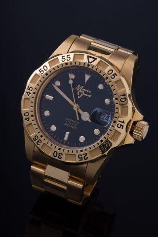 Maurice Gerard Automatik Uhr/chronograph/herrenuhr/armbanduhr Bild