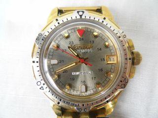Russische Vostok Automatic Uhr Bild