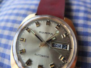 1975er Porta Automatic Für 1000 Vorwerk - Punkte Bild