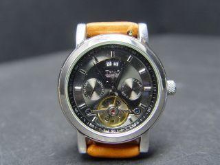 Trias Ref.  T21405zs - 23 Uhr Automatik Stainless Steel Bild