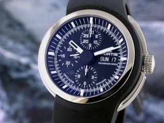 Fortis Spaceleader Chronograph Limited Edition 661.  20.  31 K Bild