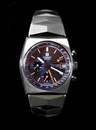 Tissot Navigator Chronograph Mit Tachymeter Bild