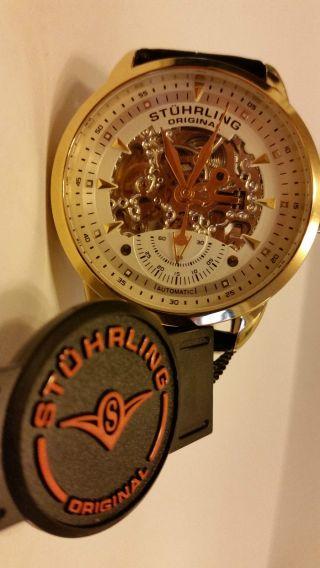 StÜhrling Automatikuhr Herrenuhr Uhr Bild