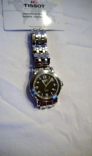 Tissot,  T54,  Automatic,  Herren - Armbanduhr,  Edelstahlarmband,  Ungetragen,  Np450€ Bild