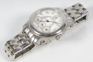 Constantin Weisz Herren Armbanduhr Hau Automatik Edelstahlarmband Uhr Silber Bild