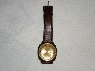 Gub Glashütte Herren Armbanduhr Spezimatic Bild