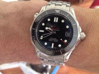 Omega Seamaster Uhr Bild