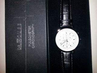 Kronsegler Dr.  House Herren Uhr Chronograph Bild