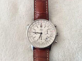 Sinn Armbanduhr 903 St Der Navigationschronograph Bild