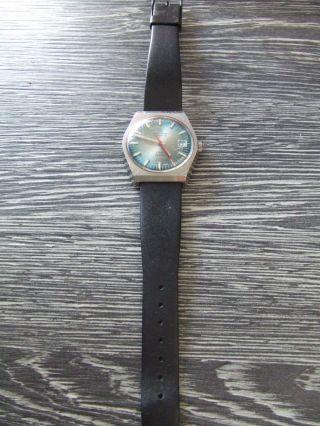 Dachbodenfund Schöne Alte Certina Automatic Club 2000 Armbanduhr Bild