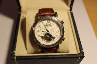 Automatische Ingersoll Uhr,  Modell 4500wh,  Teildefekt Bild