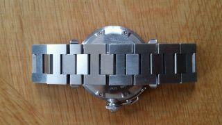 Cartier Armbanduhr Modell Pasha C Big Date,  Neupreis 3.  220€,  Automatik Bild