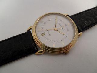Maurice Lacroix Automatik Herrenuhr Armbanduhr Datum Bild