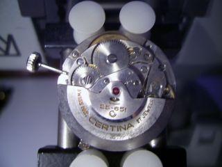 Certina 25 - 651 Automatikuhrwerk,  Schweiz,  Ca.  60er / 70er Jahre - Superzustand Bild