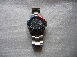 Madison York Automatic Armbanduhr Bild