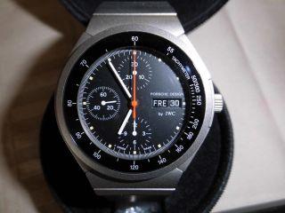 Iwc Porsche Design Titan Chronograph 3702 Bild