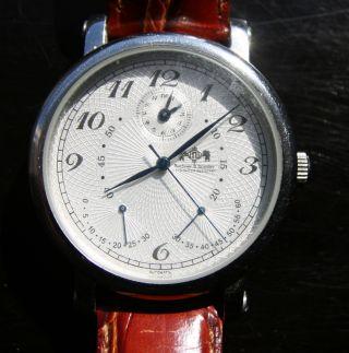 Buchner & Bovalier Automatik Uhr Bild