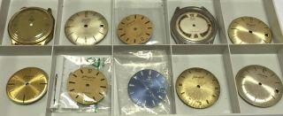 Gub Glashütte Konvolut 4 Spezimatic Automat Chronometer Meister Anker Bild