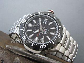 Orient Uhr M - Force Herrenuhr Sapphireglas,  Gangreserve Neues Sel07002b0 Bild