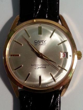 Schweizer Armbanduhr Camy Superautomatic Bild