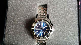 Deep Blue Daynight Ops Pro T - 100 Automatik Uhr Bild