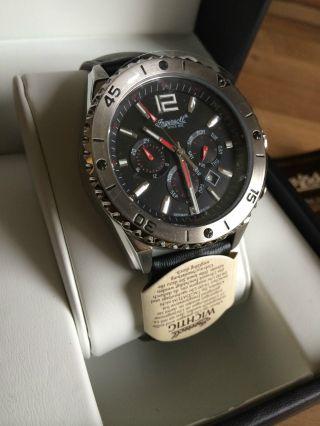 Ingersoll Herren Uhr Snake Limited Edition In3219sbk Bild