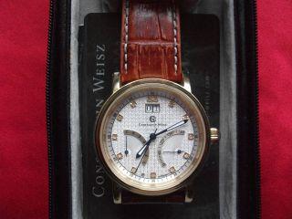Armbanduhr Constantin Weisz Automatic 35 Jewels Bild
