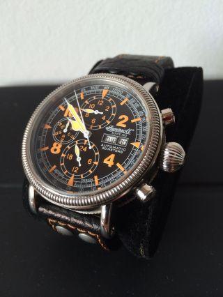 Ingersoll Armbanduhr In2802 Kh Limited Edition - Automatik - Bild