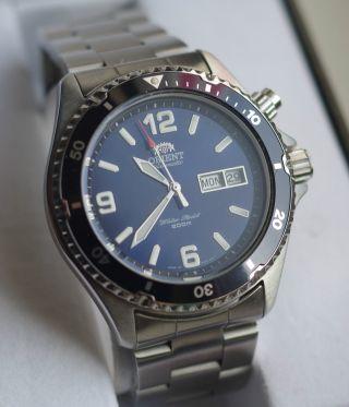 Orient Mako Deep Blue Cem65002 Bild