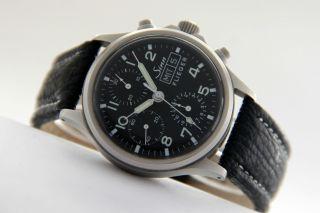 Sinn Flieger Automatic Chronograph - Day Date - Kal.  7750 Bild