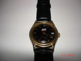 Automatik - Armband - Uhr,  Ingersoll,  Miyota Uhrwerk,  21juwels,  Glasboden,  Datum,  Läuft Bild