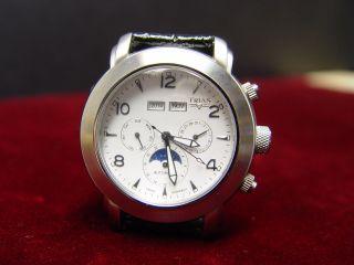 Trias T21471 - 66 Uhr Automatik Stainless Steel Bild