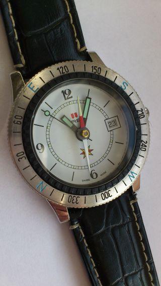 Breil Automatik Uhr Mit Kompass Bild