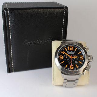 Xxl Engelhardt Uhr U - Boot Style Automatik Herren Armbanduhr Herrenuhr Wie Bild