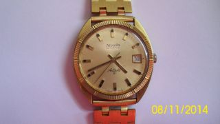 Nivada Armbanduhr Bild