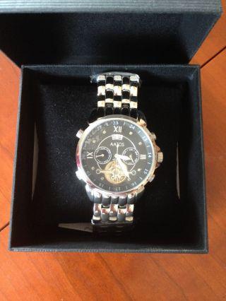Armbanduhr Herren Von Aatos Bild