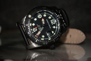 Marc & Sons Diver Automatic Bild
