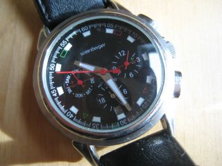 Herren Armbanduhr Automatik Bild