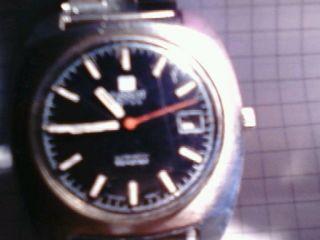 Tissot Swiss,  Herrenarmbanduhr,  Automatic Seastar,  Armband ' T '. Bild