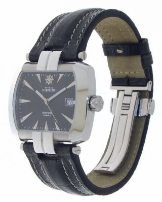 Michel Herbelin Newport Herren Uhr Automatic 1638/14,  Ungetragen Bild
