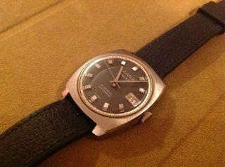 Kienzle Swiss Armbanduhr 21jewels Automatic Bild