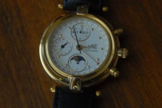 Du Bois 1785 Automatic Kal.  7751 Chronograph Bild